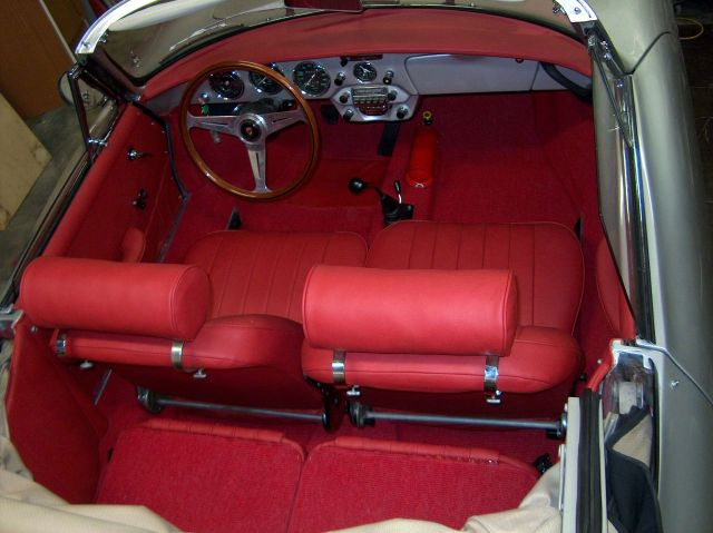 Porsche 356 C Cabriolet