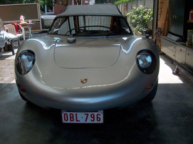 Porsche Spyder Replica