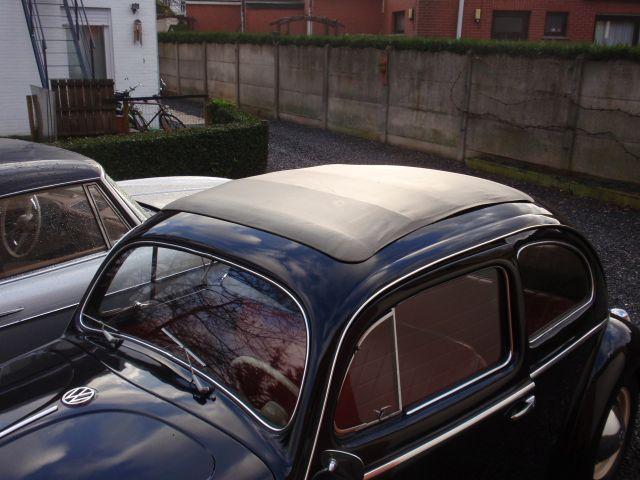 Kever Ovaal 1955 Ragtop