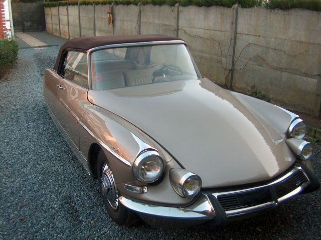 DS Cabriolet Palm Beach